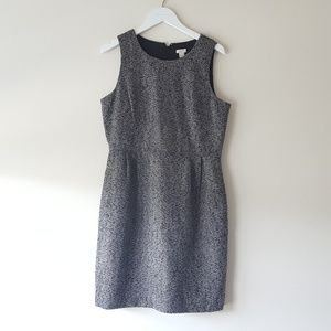 J. Crew | Sleeveless Wool Dress